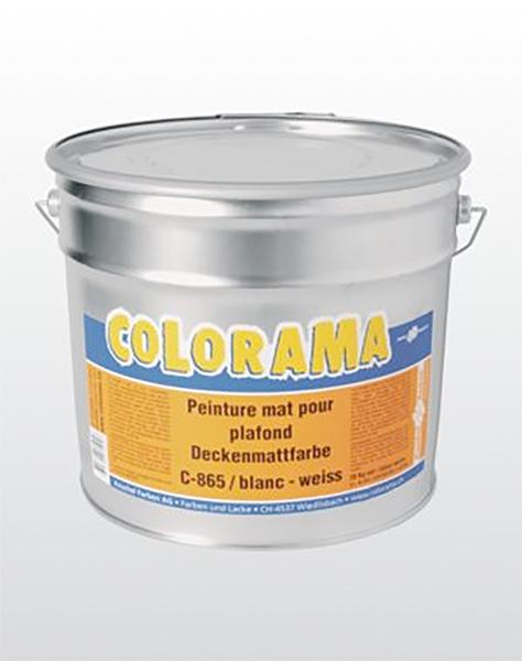 COLORAMA Deckenmattfarbe C-865