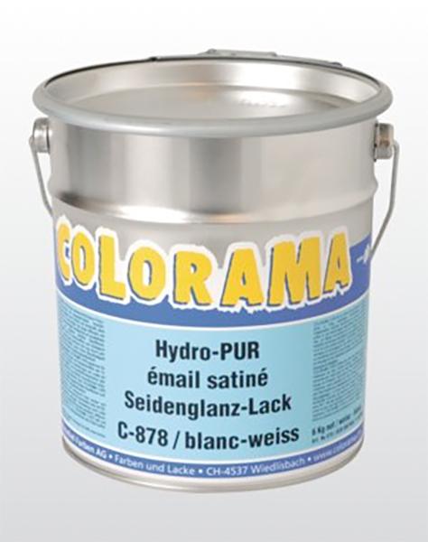 COLORAMA AQUA-PUR Seidenglanz-Lack C-878