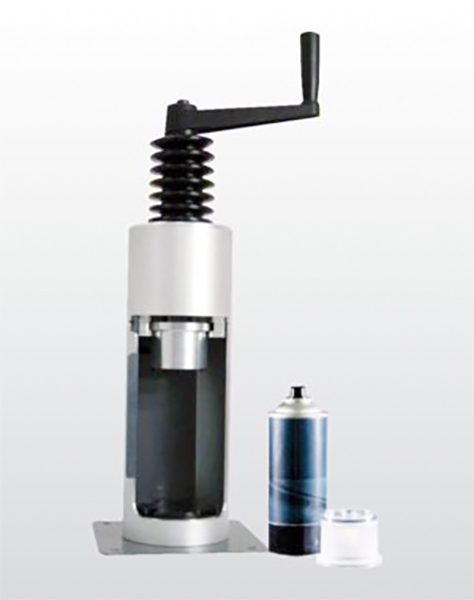 Fill-One Spray-Abfüllmaschine manuell