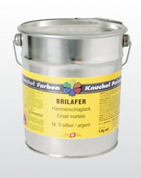 BRILAFER Hammerschlaglack Kat.1 1kg RAL